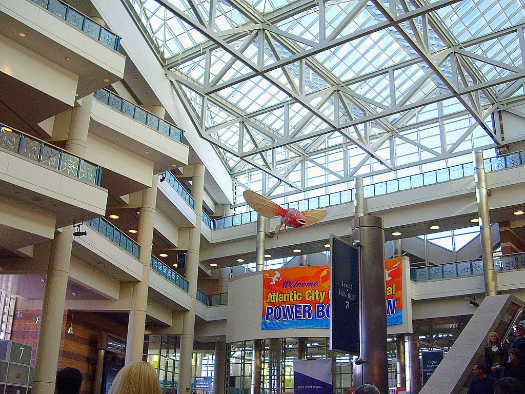 Atlantic City Convention Center - Things to do with your Team ...