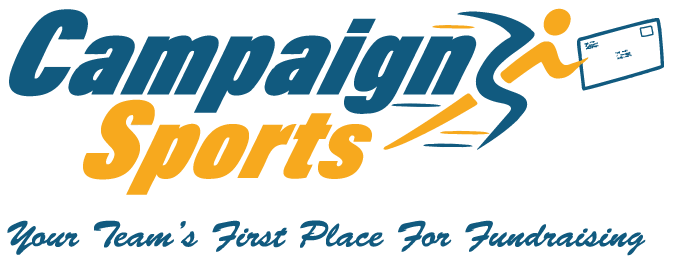 Campaign Sports Fundraising Logo